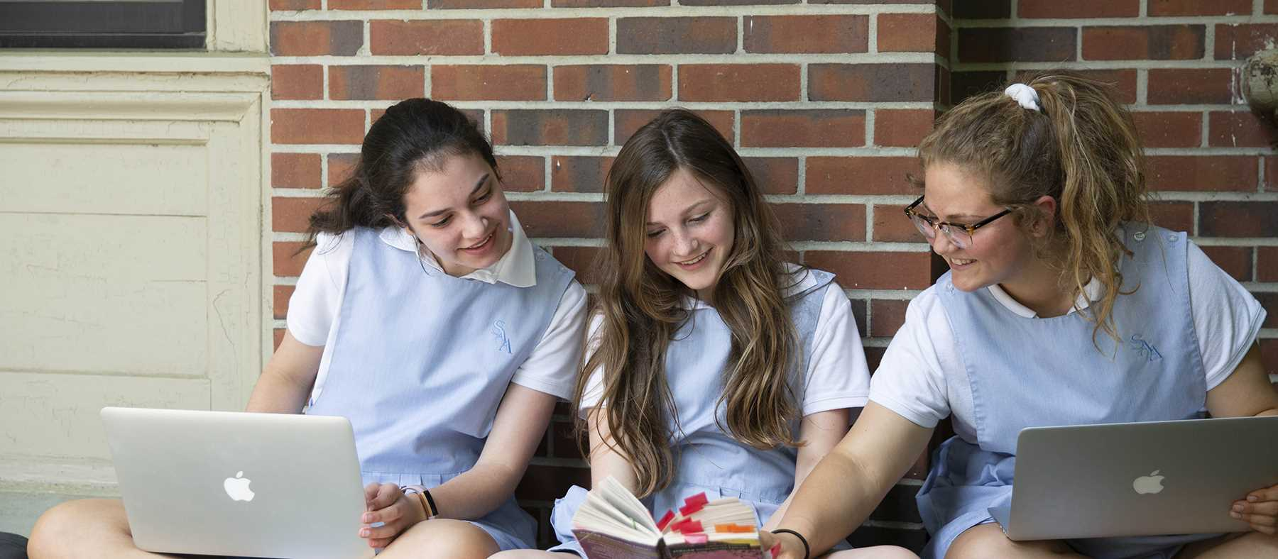 Grades 9-12 Counseling | St. Agnes Academy