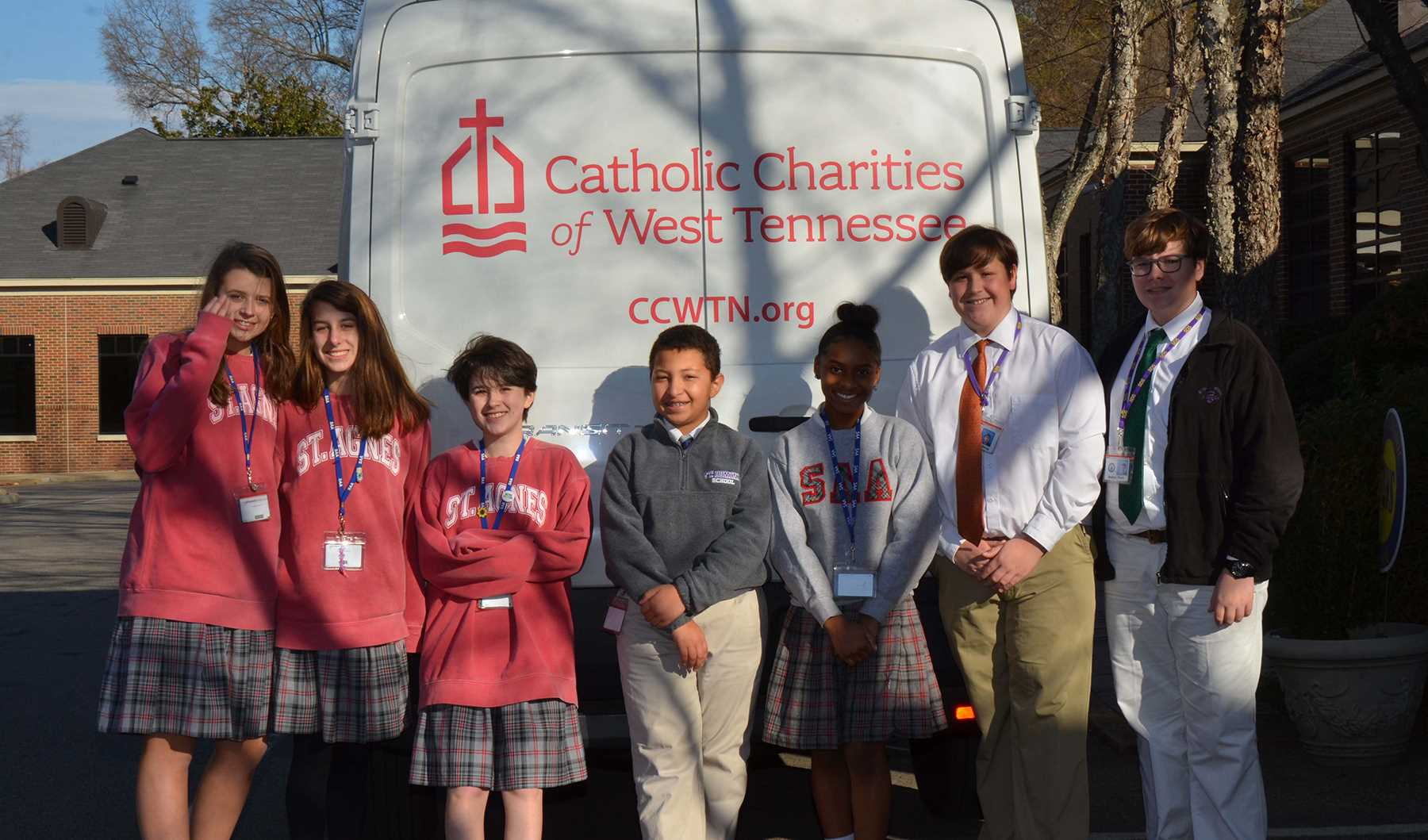 Serving Our Community | St. Agnes Academy-St. Dominic School