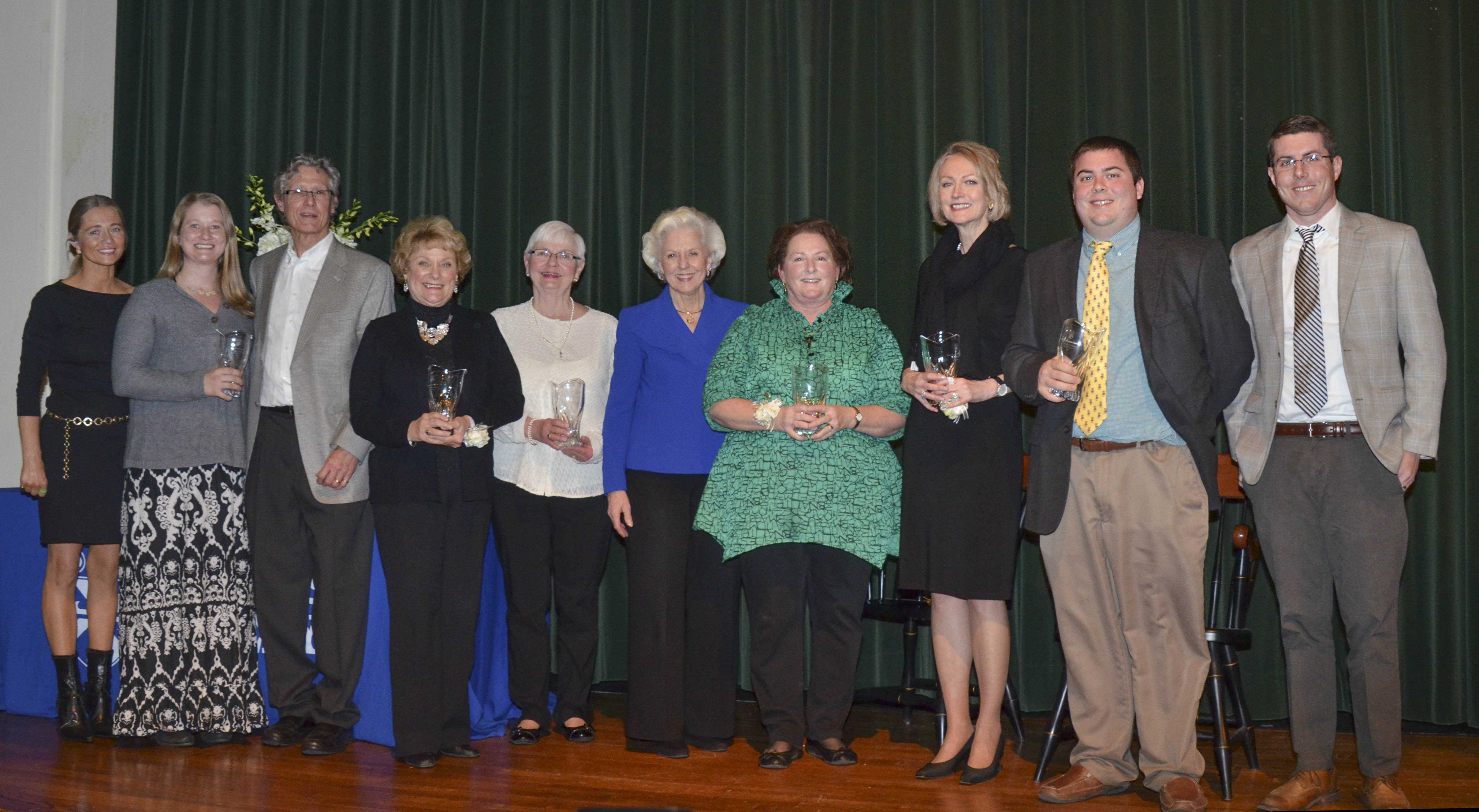 Hall of Fame | St. Agnes Academy-St. Dominic School
