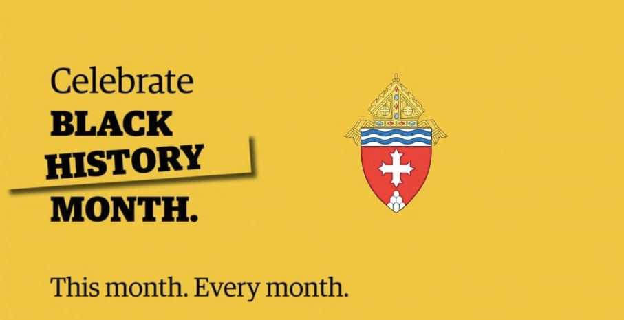 Reflection on Black History Month from Bishop Emeritus Steib
