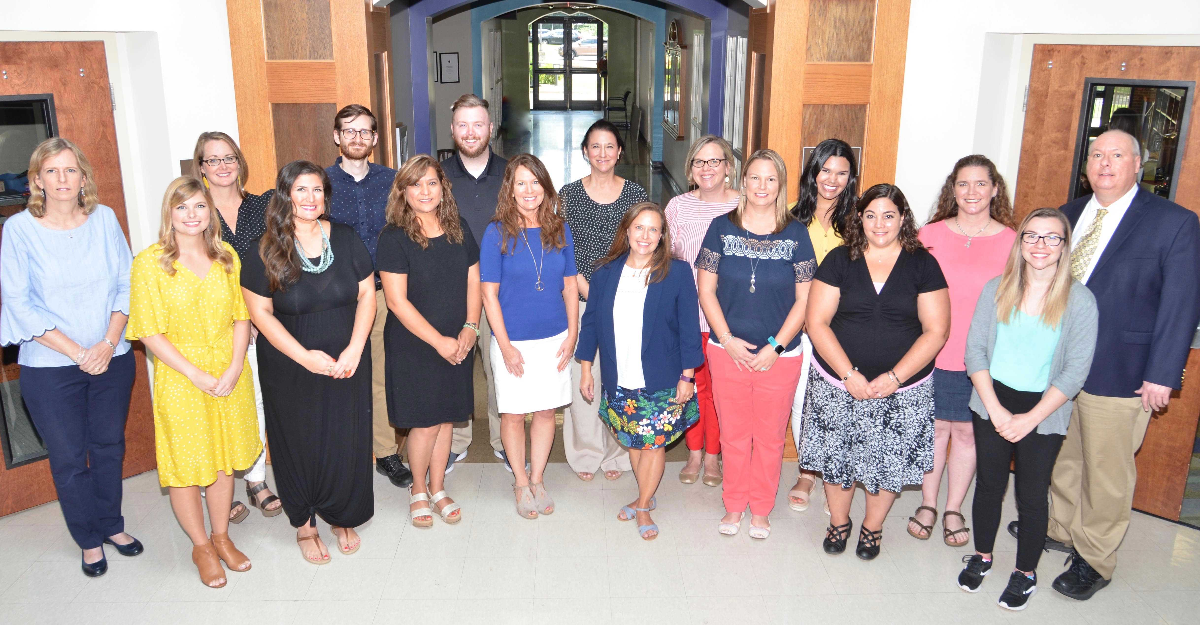 St. Agnes-St. Dominic Welcomes New Faculty