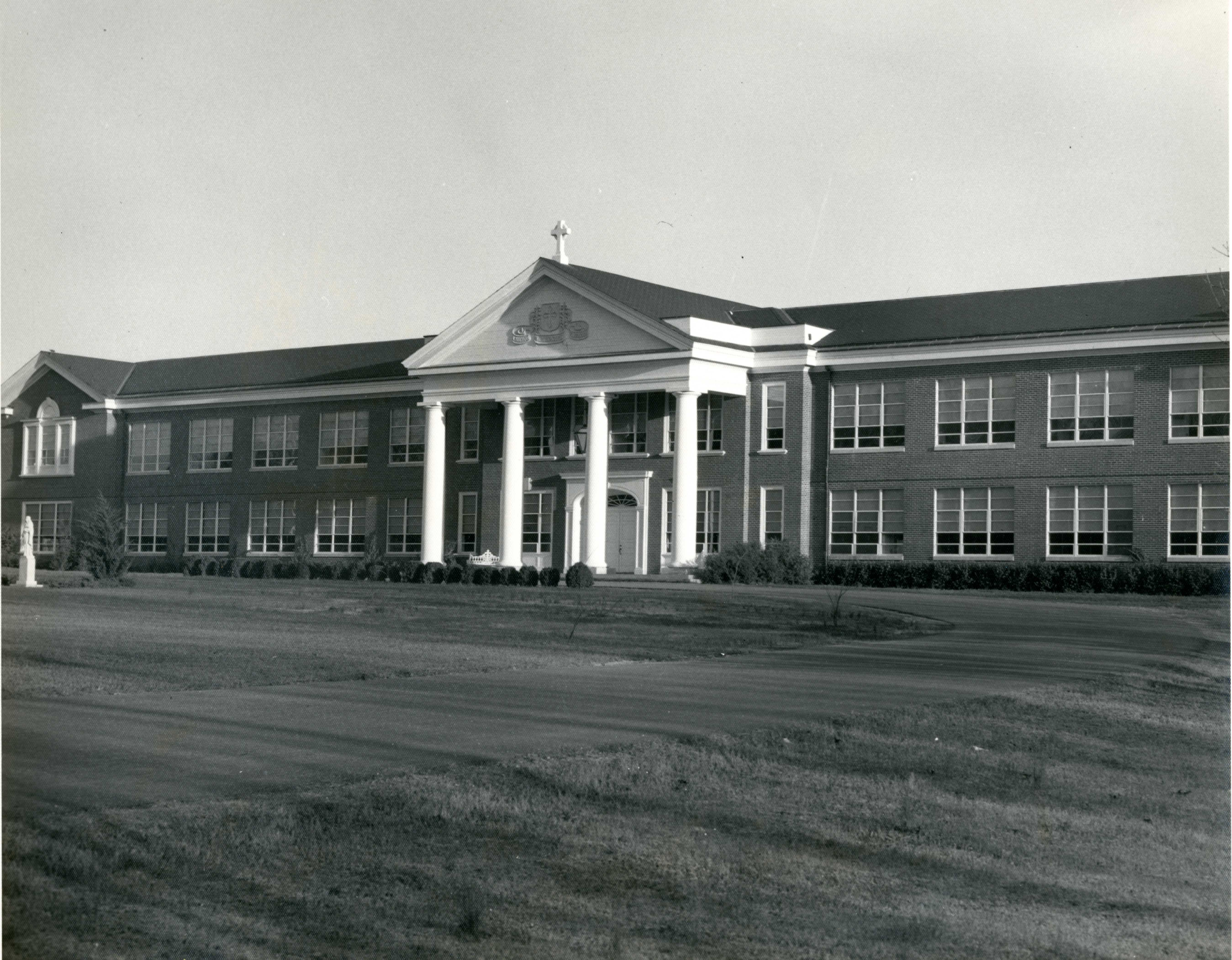 St. Agnes Academy Through the Years in Photos
